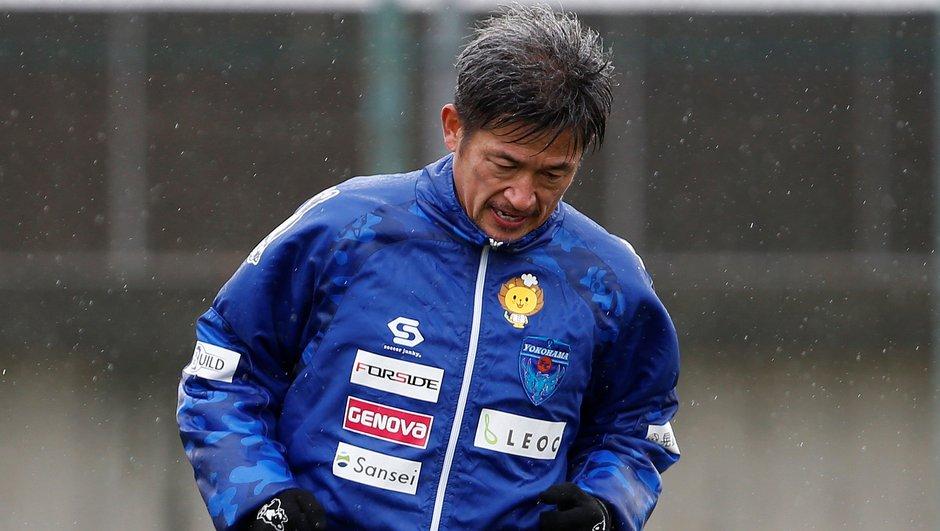 Insolite / BUZZ - A presque 51 ans, Kazuyoshi Miura signe un nouveau contrat avec Yokohama