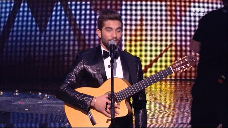 La chanson de l'année à suivre en direct des arènes de Nimes samedi 20 juin 2015
