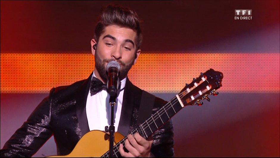 """""""Color Gitano"""" de Kendji Girac élue """"Chanson Francophone de l'année"""" aux NRJ Music Awards 2014"""
