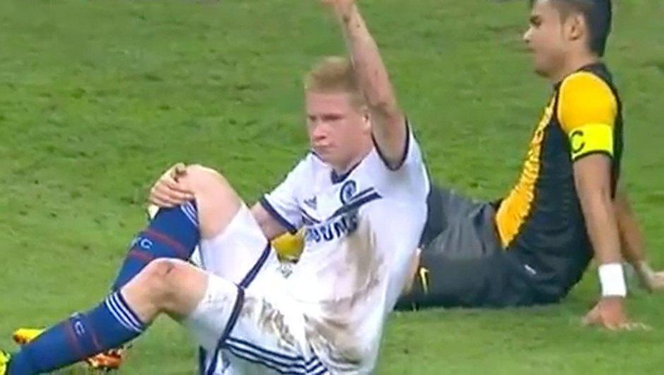 VIDEO Chelsea : De Bruyne se pète en marquant