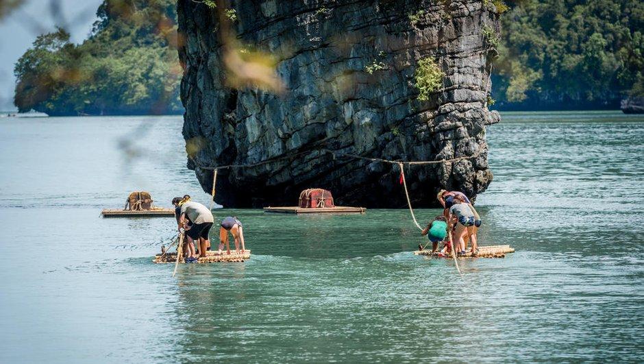 LA QUESTION DU JOUR - Où se trouve l'île de Koh-Lanta ?