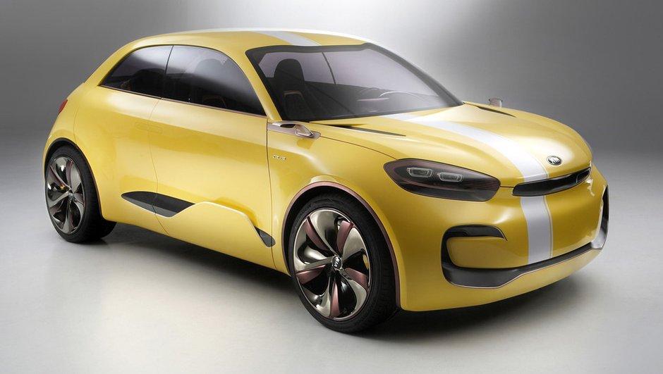 Salon de Séoul 2013 : Kia CUB Concept, future Rio GT en filigrane ?