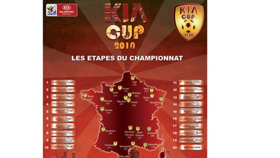 Jouer en Afrique du Sud avec la Kia Cup