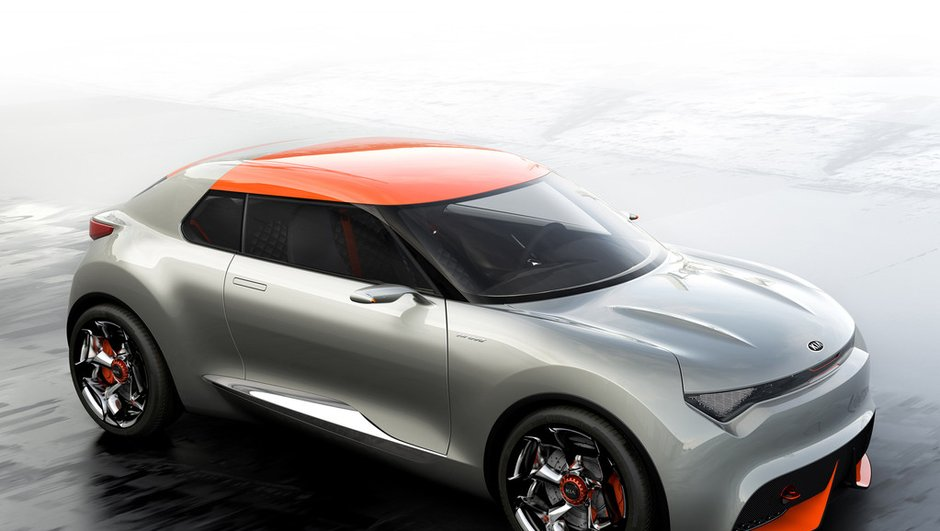 Salon de Genève 2013 : le concept Provo de Kia se dévoile
