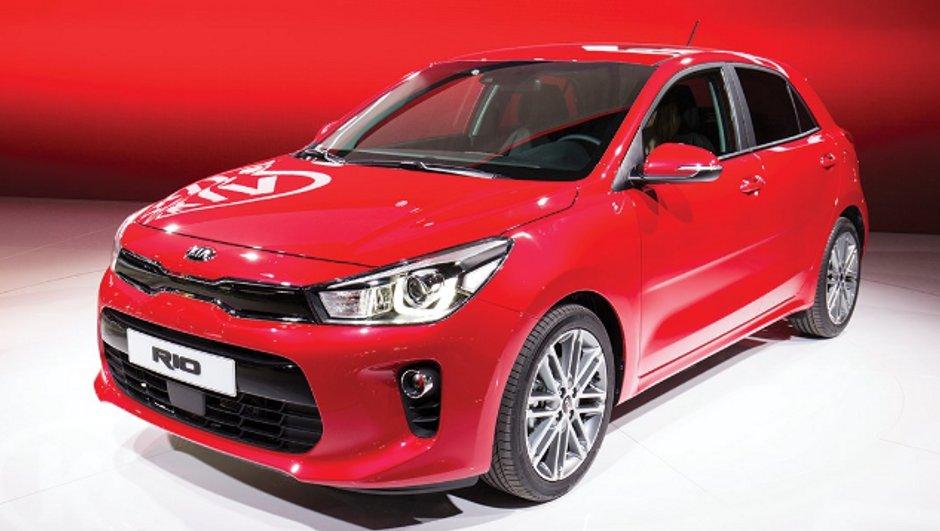 Mondial de l'Auto 2016 : nouvelle Kia Rio, la confirmation d'une référence ?