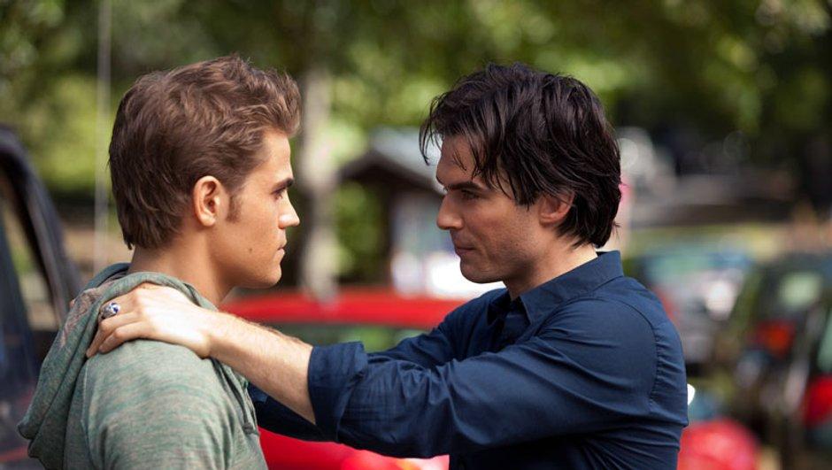 Vampire Diaries saison 2 : Damon et Elena, le couple star