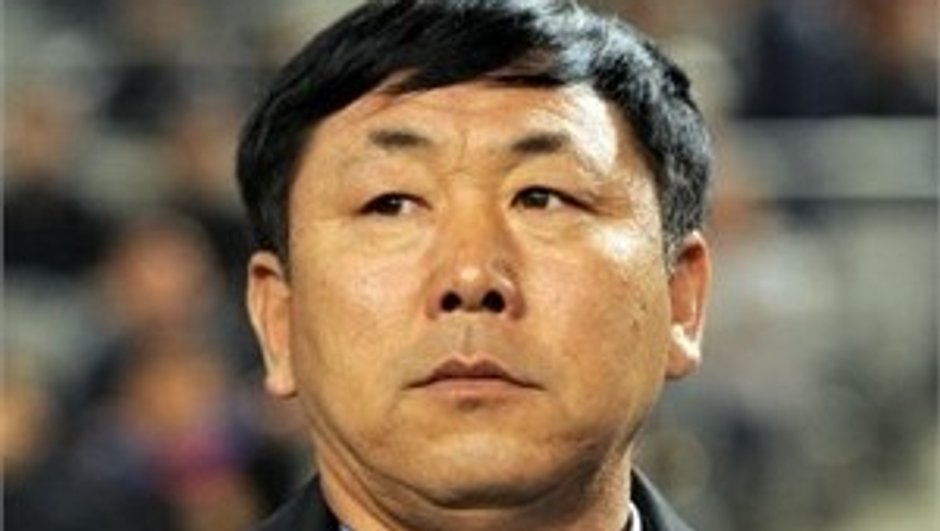 Insolite : L'entraineur de l'équipe de football de la Corée du Nord condamné !