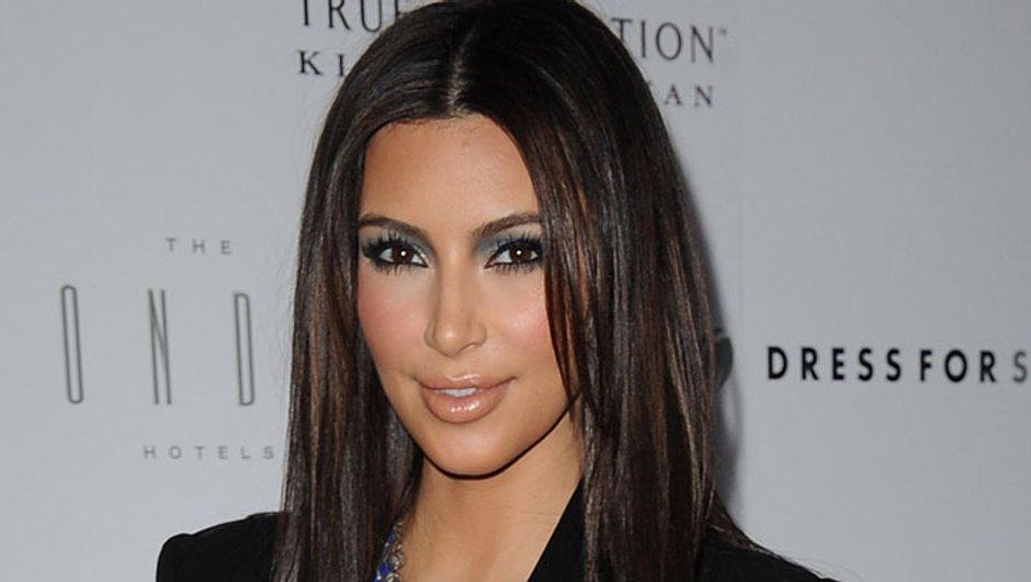 Kim Kardashian et Kanye West complètement in love