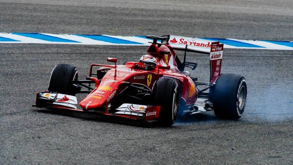 F1 2015 - Essais de Jerez J4 : Räikkönen et Ferrari terminent en tête