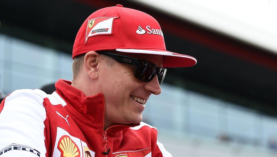 F1 : Kimi Räikkönen prolonge chez Ferrari pour 2016