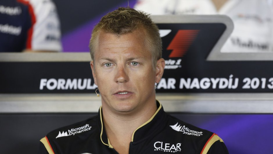 F1 : Räikkönen chez Ferrari en 2014 selon un journal finlandais