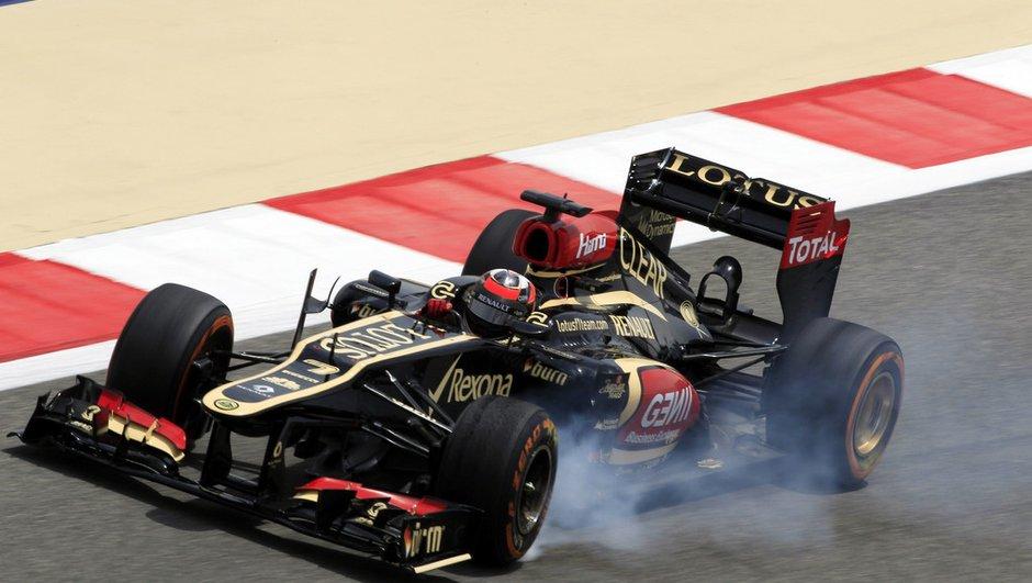 F1 - Essais 2 GP Bahrein : Räikkönen devant Red Bull
