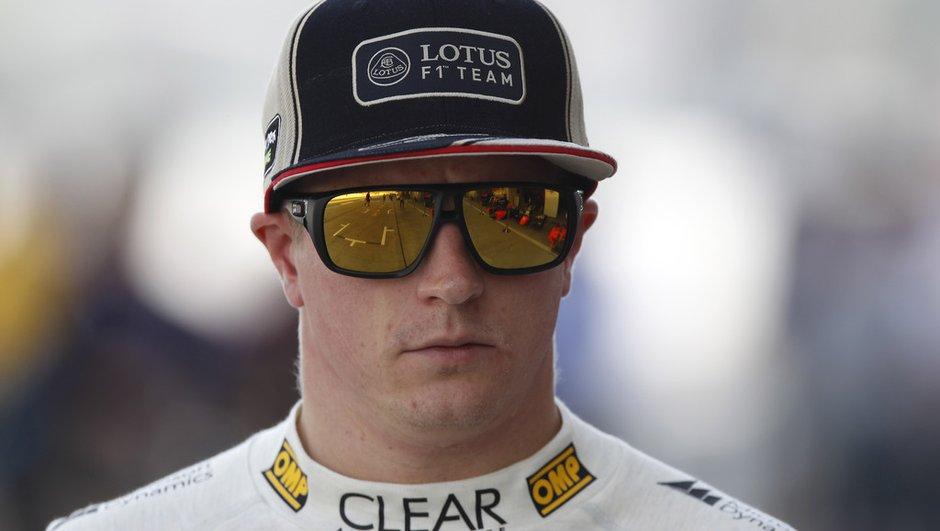 """F1 - Räikkönen : """"un choix évident"""""""