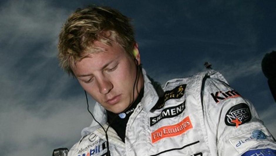 WRC : Kimi Raikkonen signe chez Citroën !