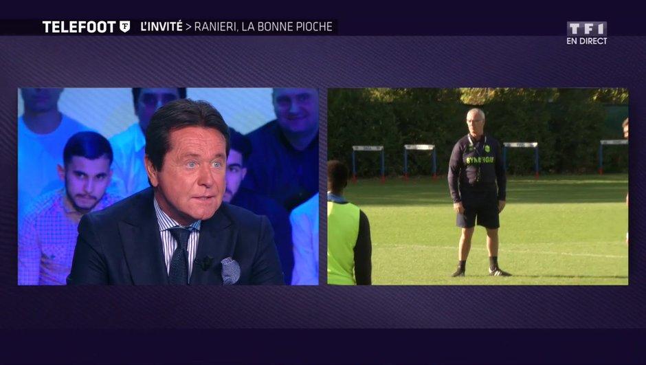 """[EXCLU Téléfoot 07/01] - FC Nantes / Kita revient sur Ranieri et son envie de reprendre l'équipe d'Italie : """"Pas question de le laisser partir"""""""