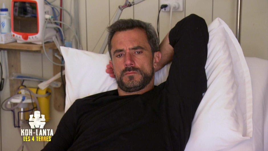Koh-Lanta - Samuel, blessé : « Il y avait de la place pour aller beaucoup plus loin »
