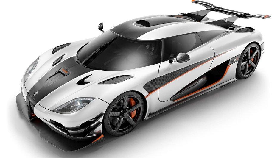 "Salon de Genève 2014 : la Koenigsegg One:1 se voudra la première ""megacar"""