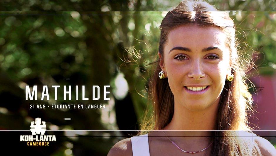 Retour sur le parcours de Mathilde avant la grande finale !