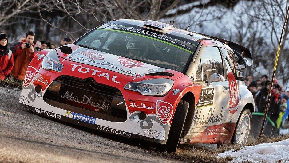 Rallye de Monte-Carlo 2016 : Kris Meeke remporte le shakedown devant Sébastien Ogier