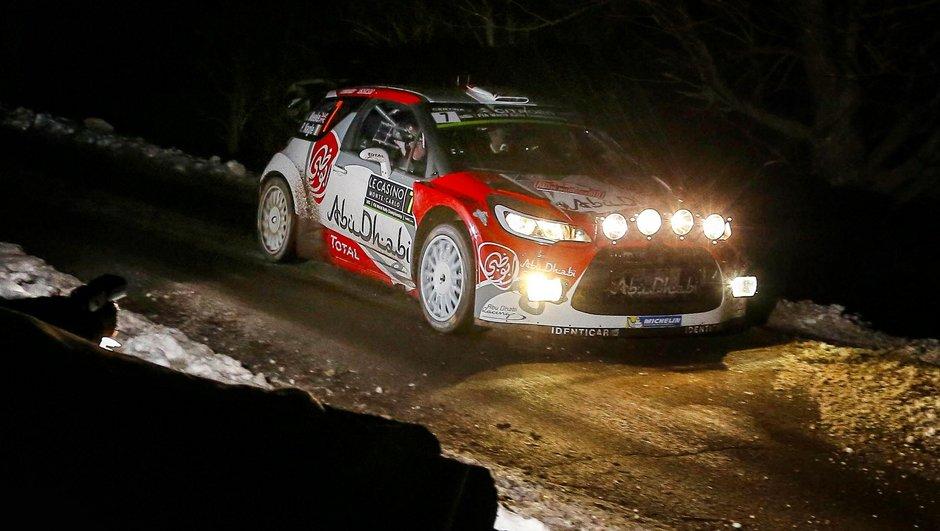 WRC – Rallye de Monte-Carlo 2016 : Meeke devant Ogier jeudi soir