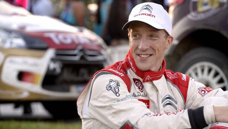 WRC - Rallye d'Australie 2013 : Kris Meeke en tête des qualifications