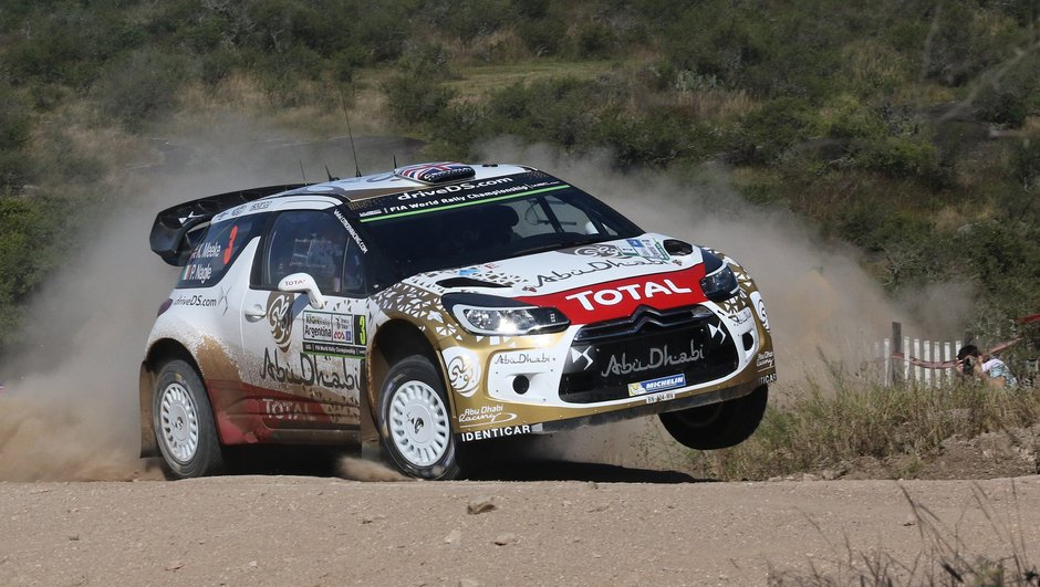 Rallye WRC d'Argentine 2015 : Latvala rattrape Meeke dans la spéciale 3