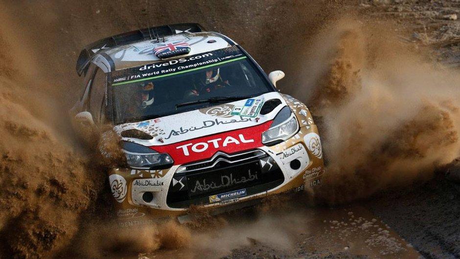 Rallye WRC d'Argentine 2015 : Meeke en route vers sa première victoire