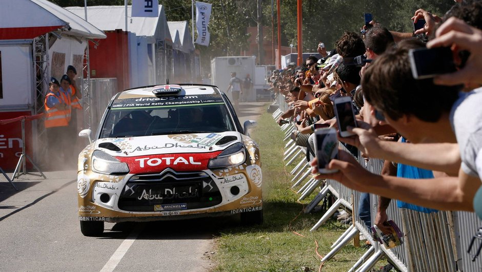 Rallye WRC d'Argentine 2015 : la victoire pour Meeke, le doublé pour Citroën, la Power Stage pour Ogier