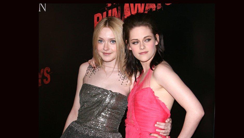 Twilight : Kristen Stewart est-elle lesbienne ?