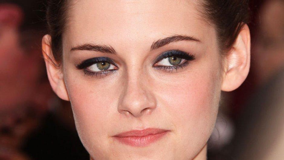 "Kristen Stewart : ""Je ne veux pas être Angelina Jolie"""