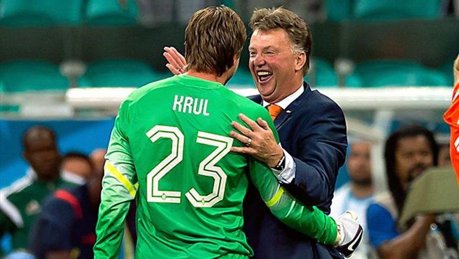 Pays-Bas-Costa Rica : Tim Krull, le pari gagnant