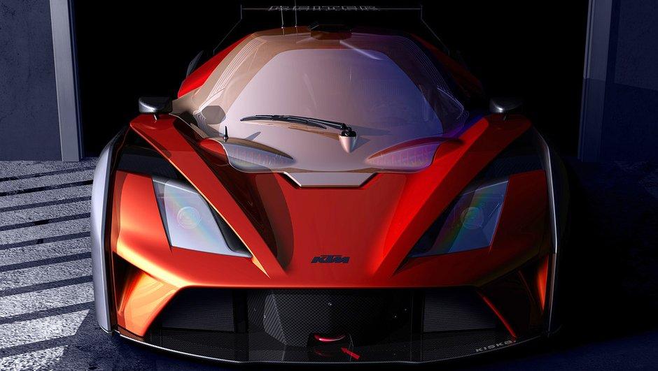 KTM X-Bow GT4 : une bête de course bientôt sur les circuits ?