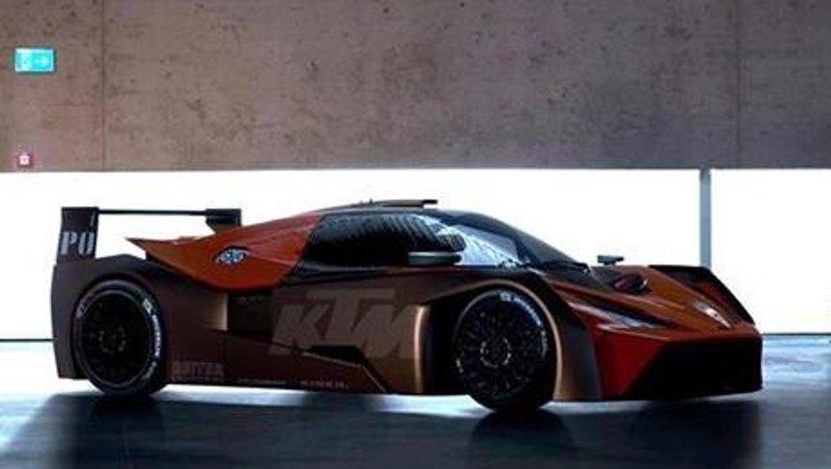 """KTM X-Bow GT4 : un """"petit"""" monstre bientôt lâché sur les circuits"""