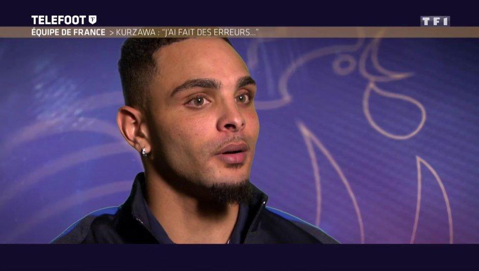 "[EXCLU Téléfoot 12/11] - Equipe de France / Kurzawa : ""J'ai fait des erreurs..."""