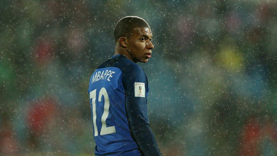Allemagne-France : Mbappé est l'avenir mais aussi le présent des Bleus