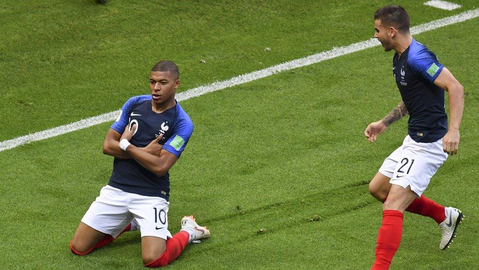 VIDÉO - France-Argentine : le but du doublé pour Kylian Mbappé
