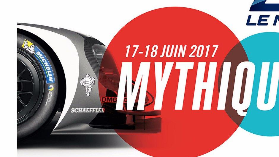 24 Heures du Mans 2017 : nouvelle affiche et nouveau règlement !