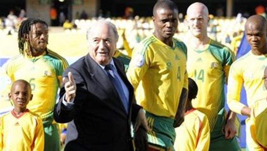 L'Afrique du Sud engrange