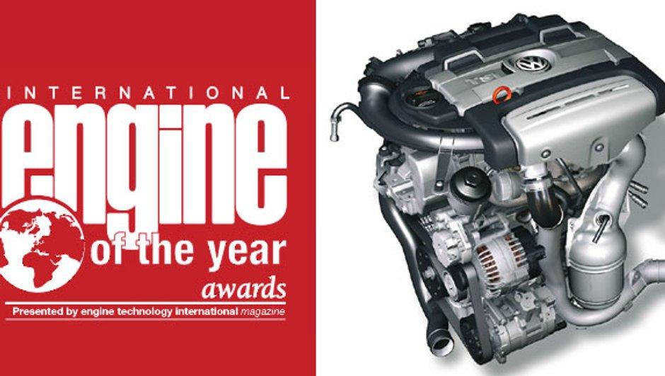 International engine of the year Awards : Suprématie des moteurs allemands