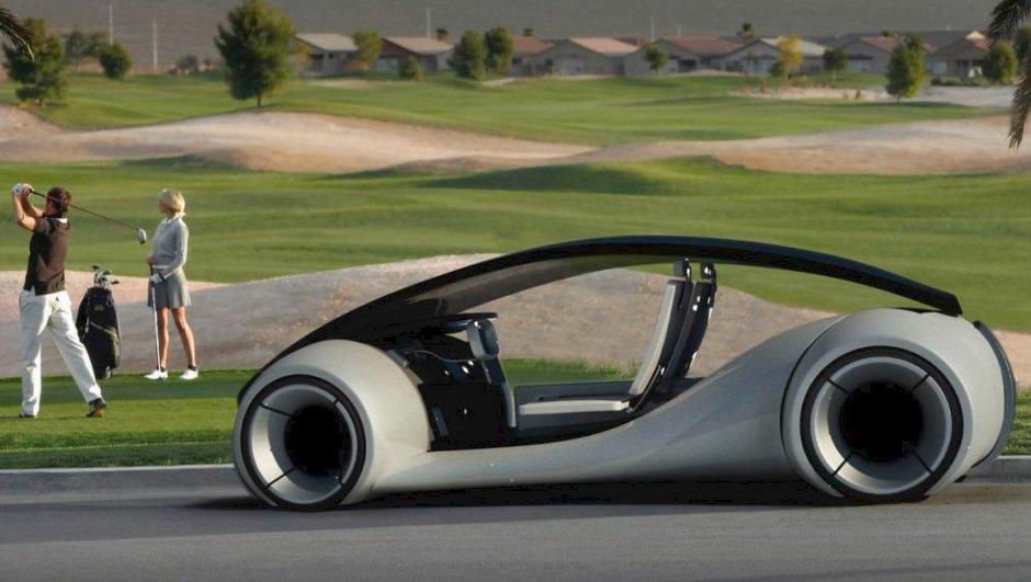 La sortie de l'Apple Car repoussée à 2021 ?