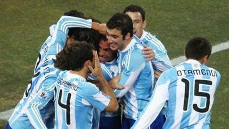 L'Argentine sert show
