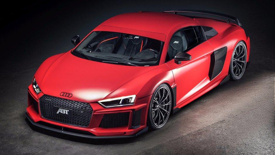 ABT revisitera l'Audi R8 au Salon de Genève 2017
