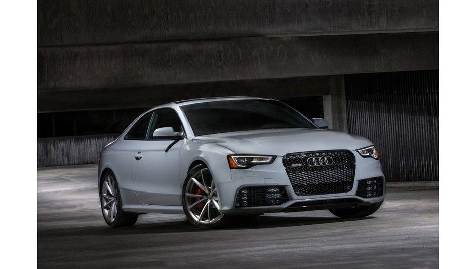 Audi RS 5 Coupé Sport Edition : un modèle exclusif aux Etats-Unis