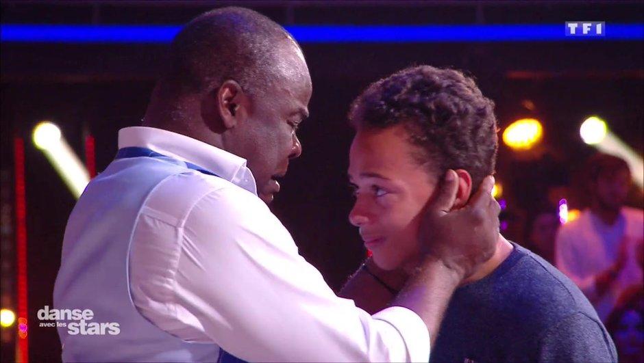 Emotion, l'hommage et les larmes de Basile Boli à son neveu font craquer tout le plateau de Danse avec Les Stars