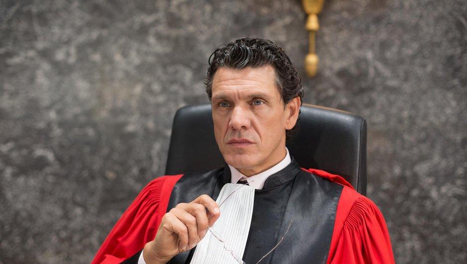 Marc Lavoine dans le rôle de l'avocat général Luc Frémiot