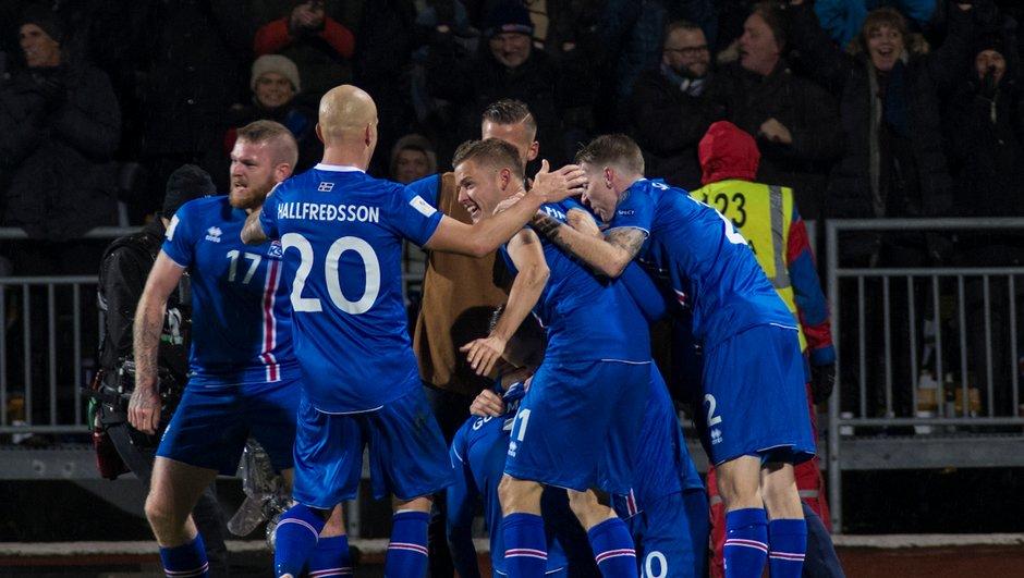 Coupe du monde 2018 - L'Islande jouera sa première Coupe du monde, la Serbie valide son billet pour la Russie, le pays de Galles de Gareth Bale reste à quai