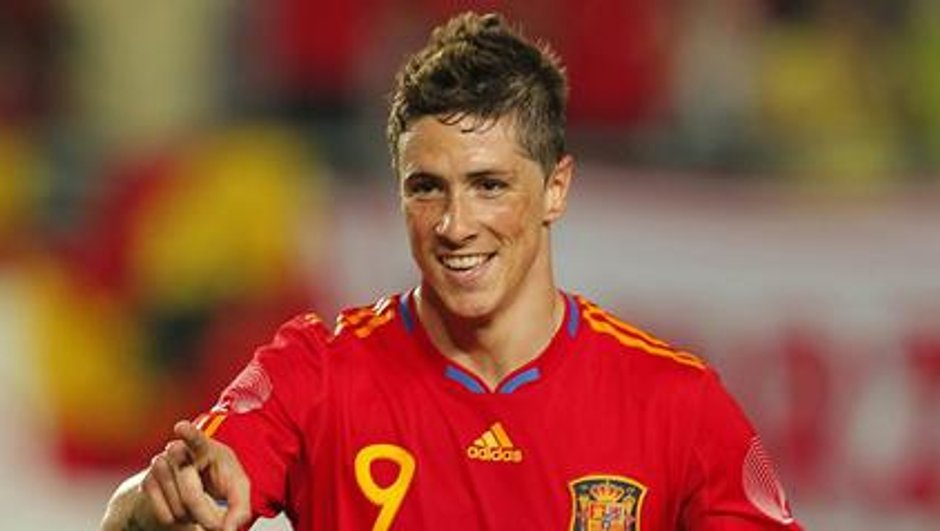 L'Espagne compte sur Torres