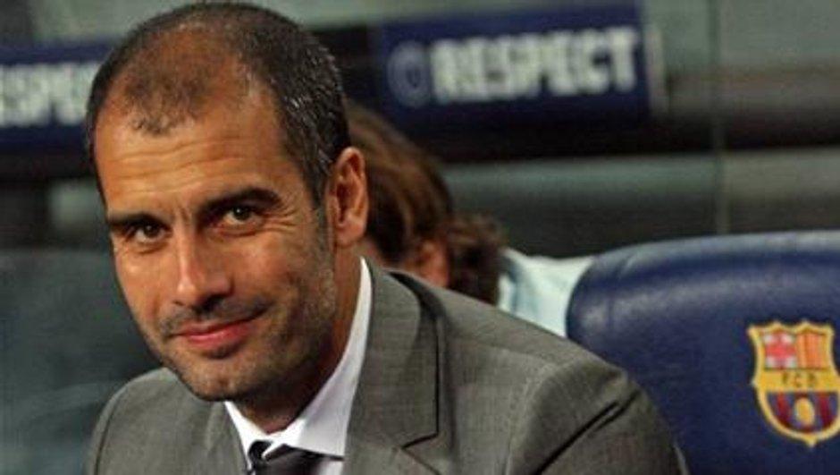 Pep Guardiola craint l'OM