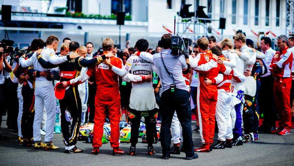 F1: Vettel aimerait que les pilotes passent plus de temps ensemble