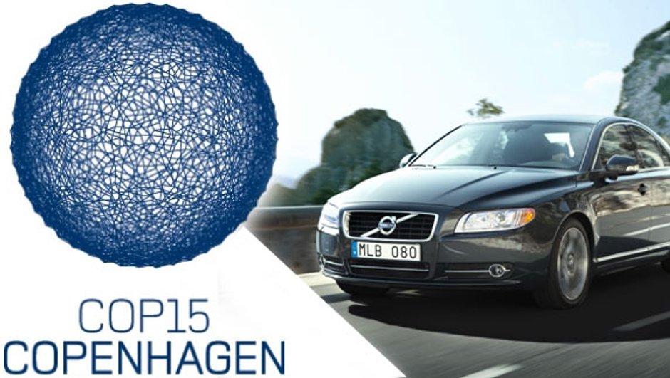 L'industrie automobile défile à Copenhague